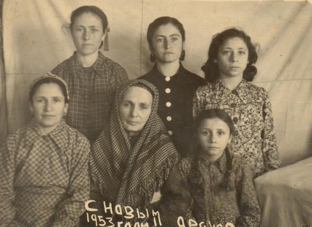 Архівні фото надані Едіє Муслімовою