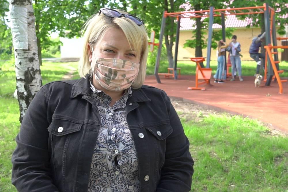 Депутатка Щербанівської сільської ради Оксана Гурцева