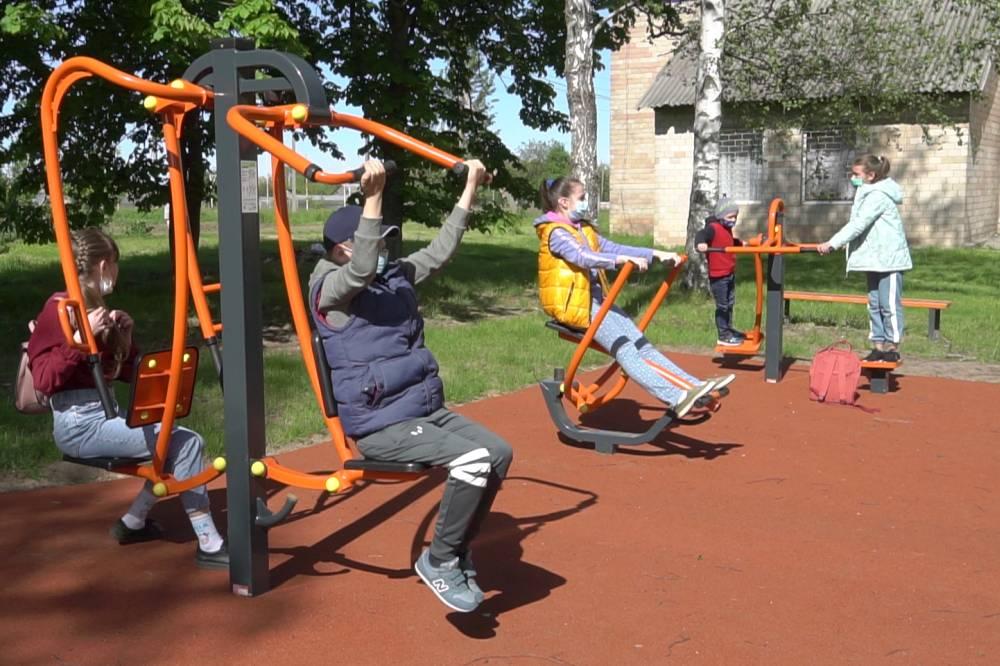 На спортивній локації зможуть проводити уроки фізкультури для школярів