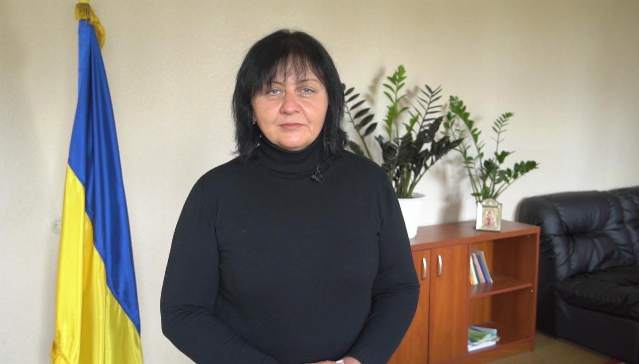 Голова Ковалівської сільської ради Наталія Нос