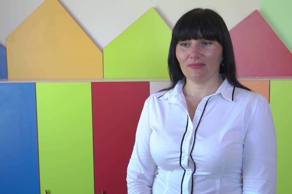 В.о. директора Центру дозвілля «Водограй» Анна Овчаренко