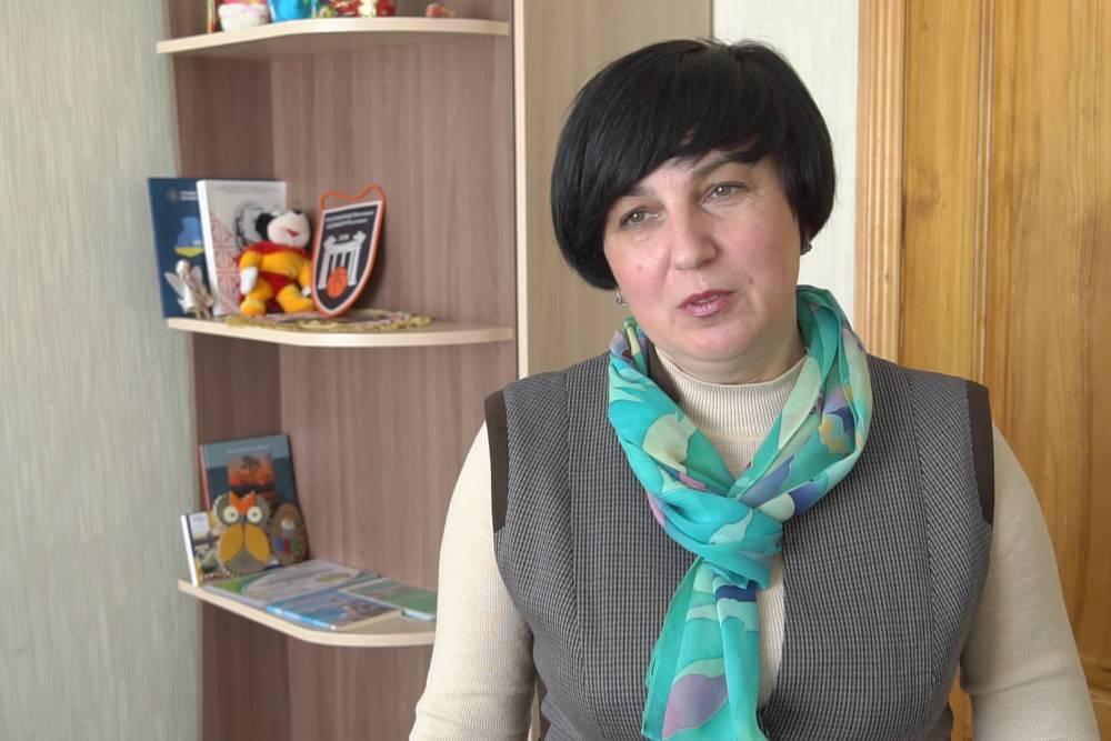 Заступниця голови Щербанівської ОТГ Світлана Мельник