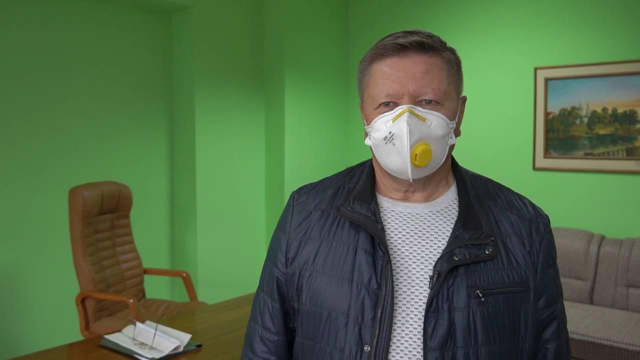 Гендиректор ТОВ «Астарта Прихоролля» Павло Кандиба
