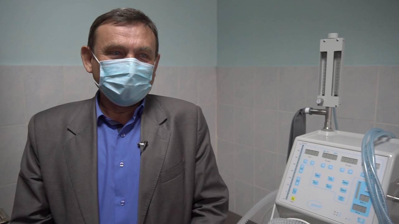 Головний лікар Миргородського району Ярослав Будний