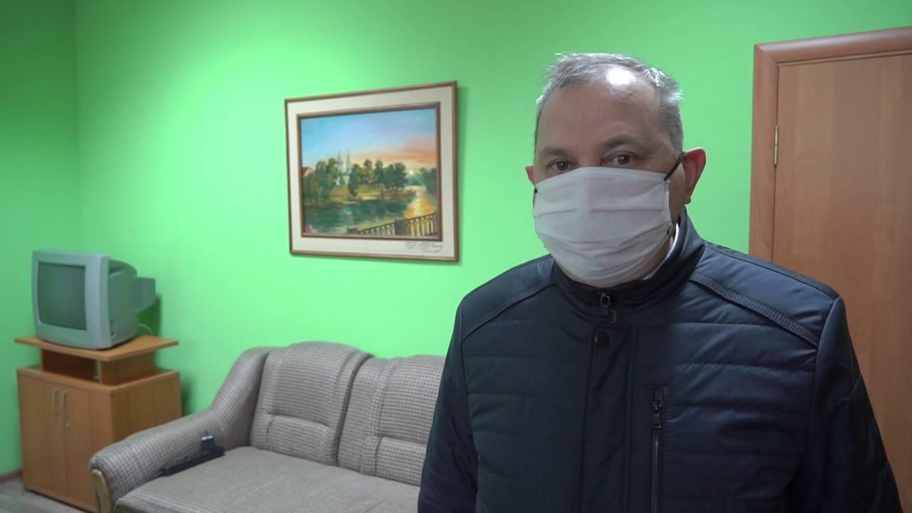 Миргородський міський голова Сергій Соломаха