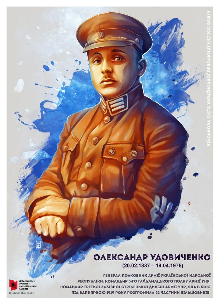 Олександр Удовиченко