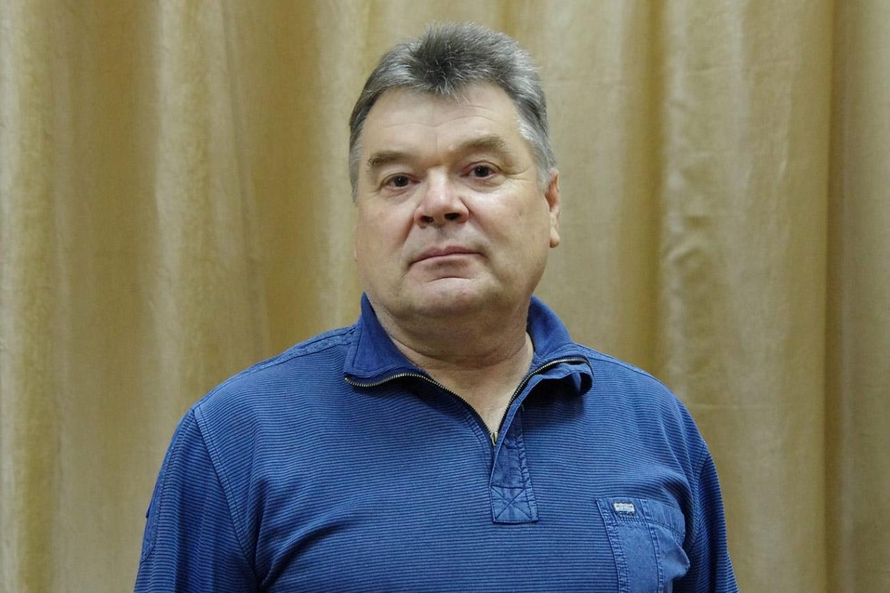 В. о. старости Нестеренківської сільської ради Григорій Котляревський