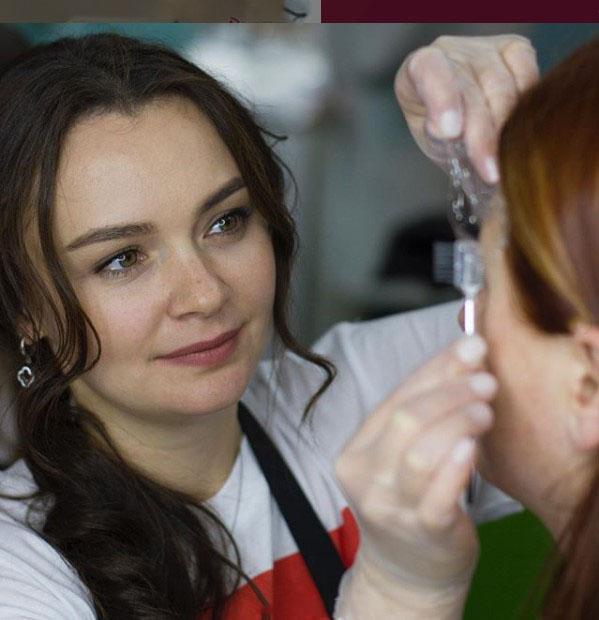 Власниця студії брів вважає, що кожна жінка має вміти доглядати за собою