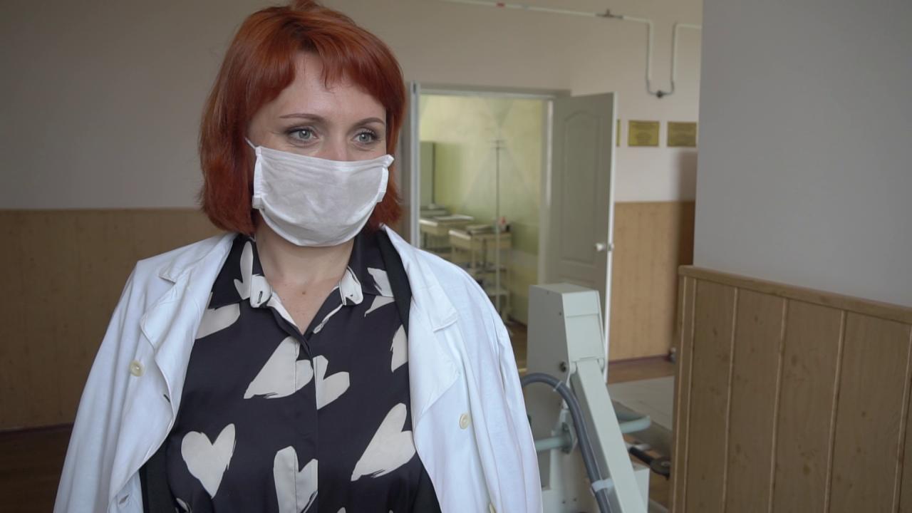 Директорка СТОВ «Мусіївське» Наталія Гомон