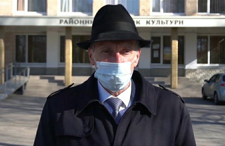 Голова Щербанівської сільської ради Ігор Процик