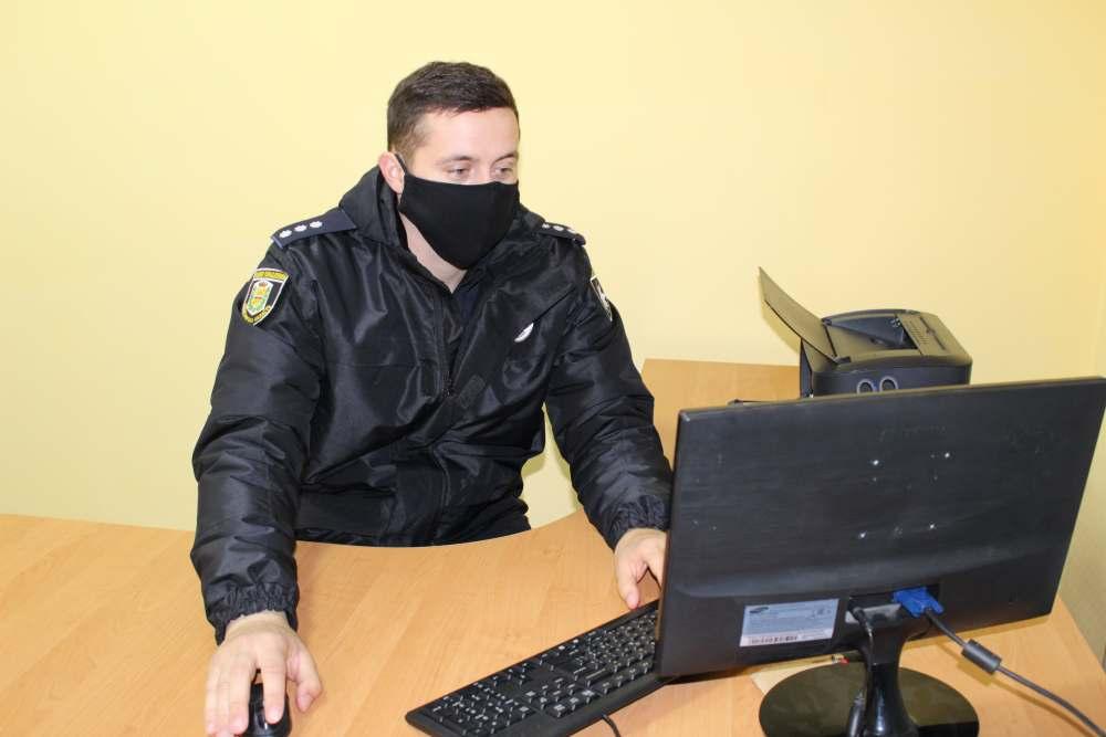Дільничний офіцер Богдан Просалов-Василюк обслуговує понад 15 тисяч людей