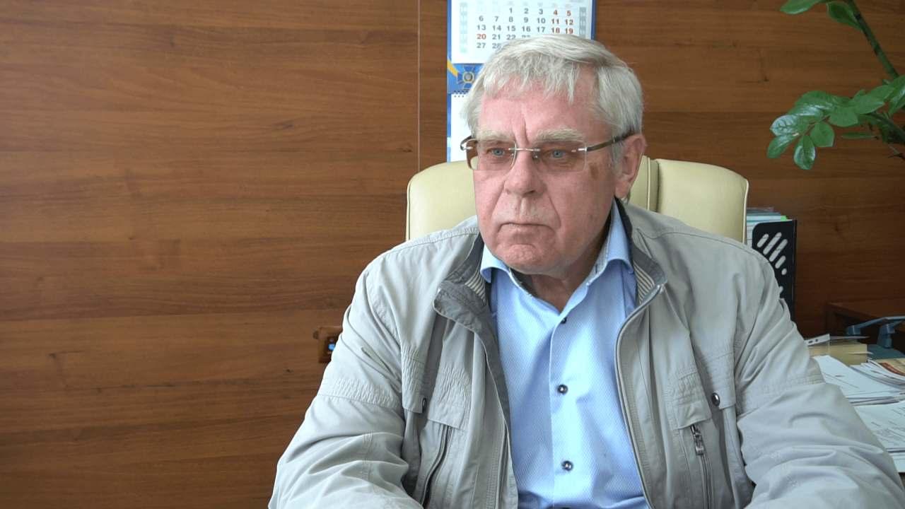 Директор господарства ДП ДГ «Степне» Петро Сокирко