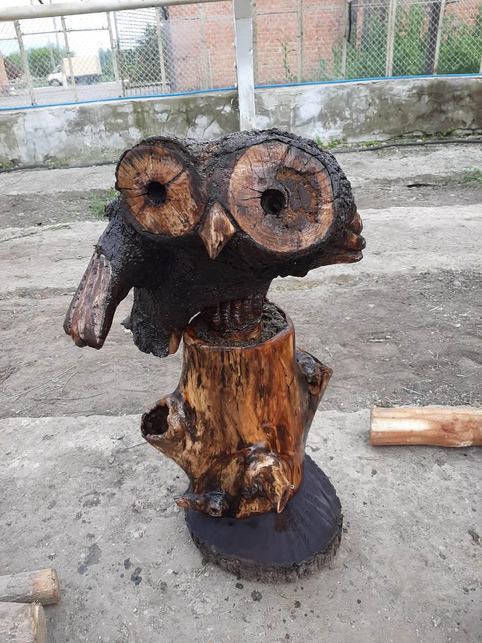 Фігурка сови