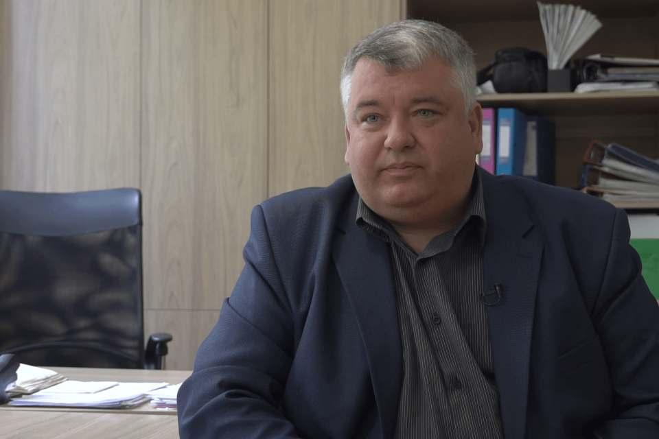 Начальник Штабу з ліквідації наслідків коронавірусу Щербанівської ОТГ В'ячеслав Макаренко