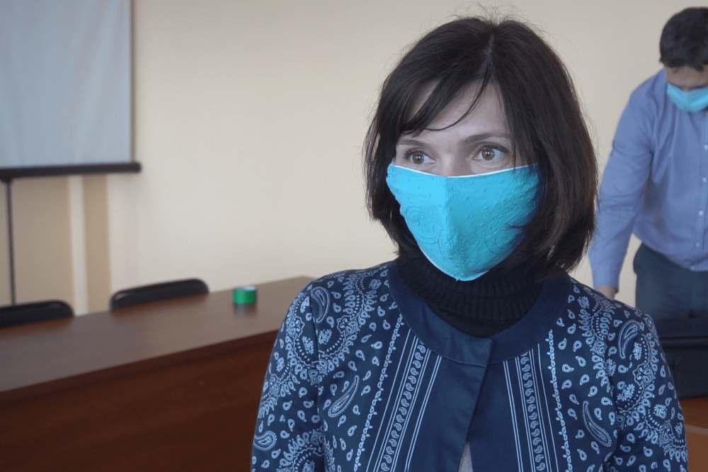 Головний спеціаліст відділу ОВД та стратегічної екологічної оцінки Надія Перлова