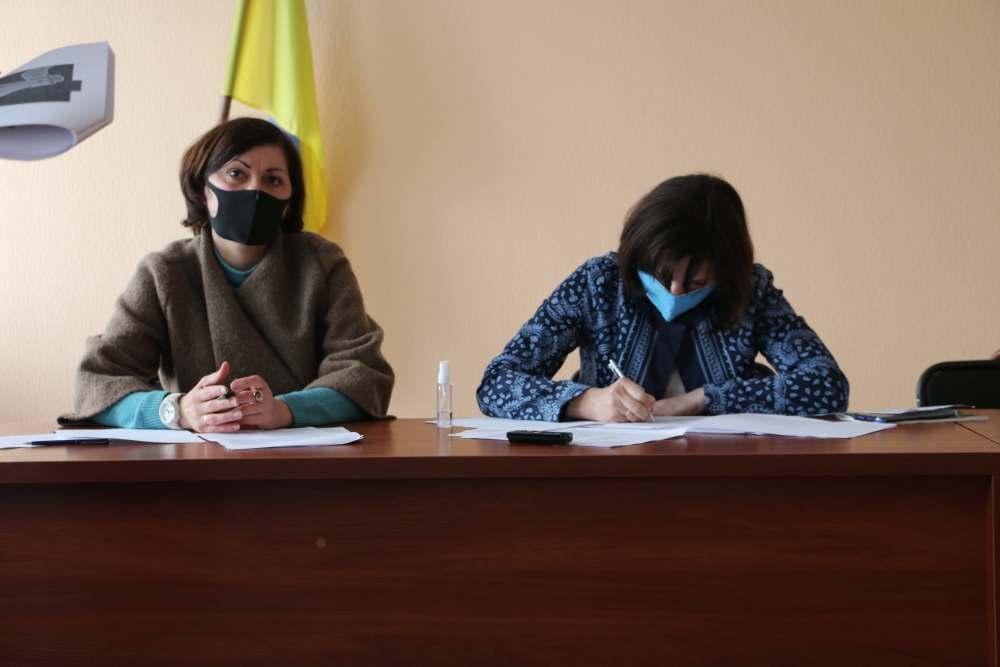 Громадські слухання організував Департамент екології та природних ресурсів Полтавської облдержадміністрації