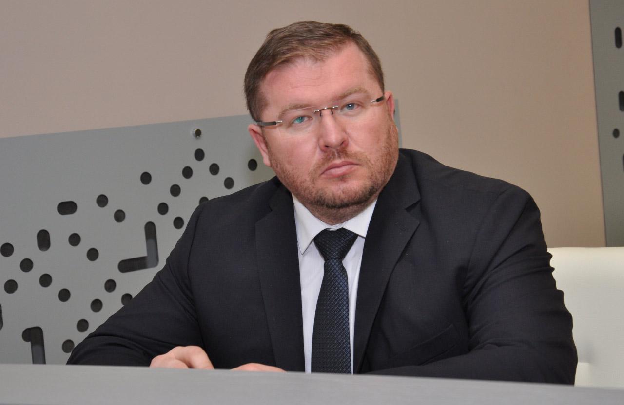 Перший заступник голови ПОДА Дмитро Лунін