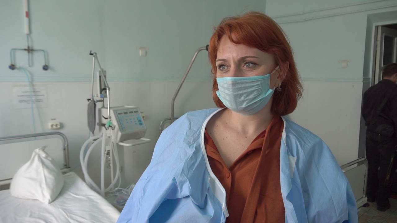 Директор СТОВ «Мусіївське» Наталія Гомон