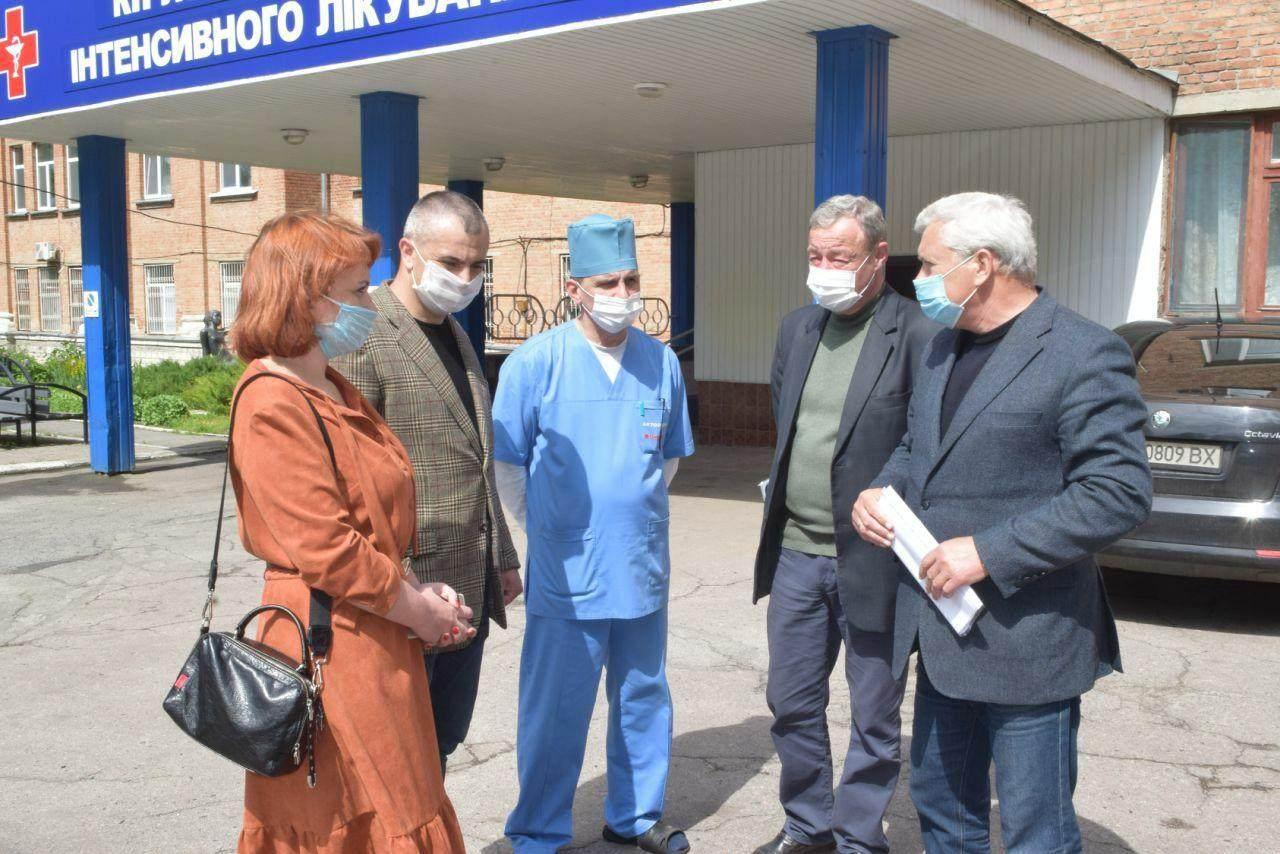 СТОВ «Мусіївське» постійно підтримує Лубенський район