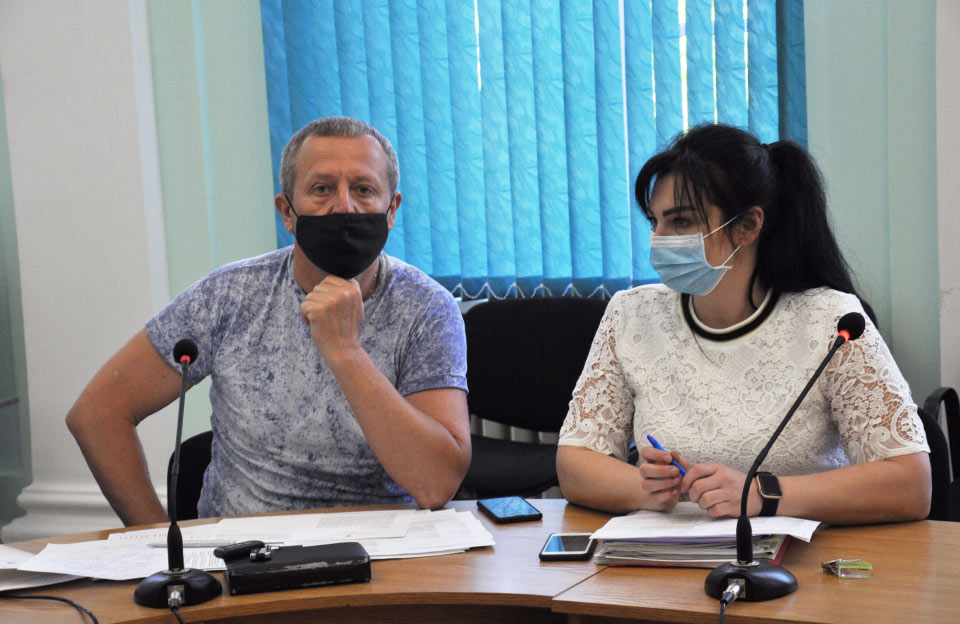 Юрій Бойко та Тетяна Юрченко