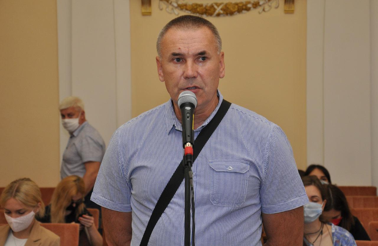 Володимир Щербак