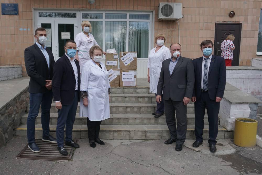 Керівництво району вдячне агропромхолдингу «Астарта-Київ» за співпрацю і допомогу