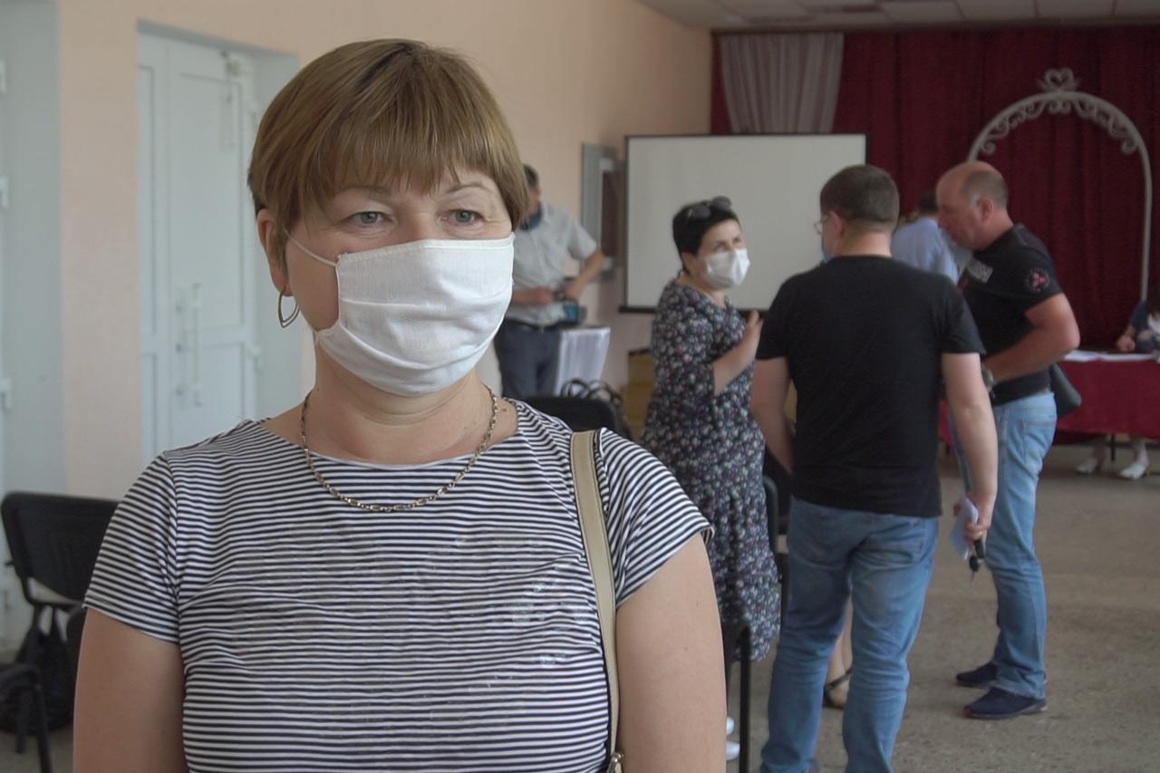 Голова Яхниківської сільської ради Наталія Сердюк