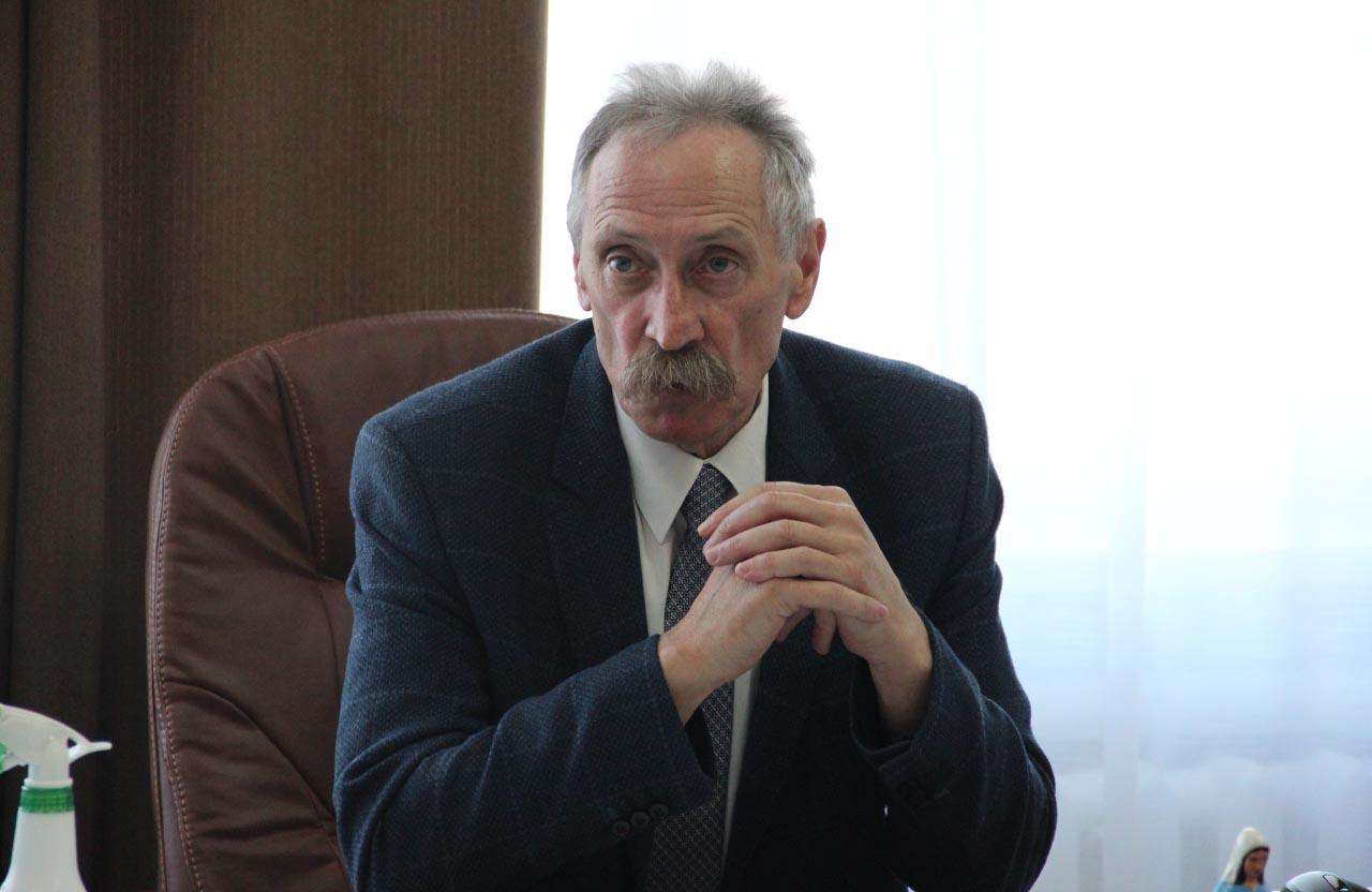 Голова Щербанівської ОТГ Ігор Процик