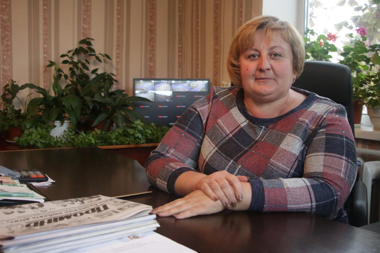 Наталія Горіздра - очільниця Старицьківківської сільради