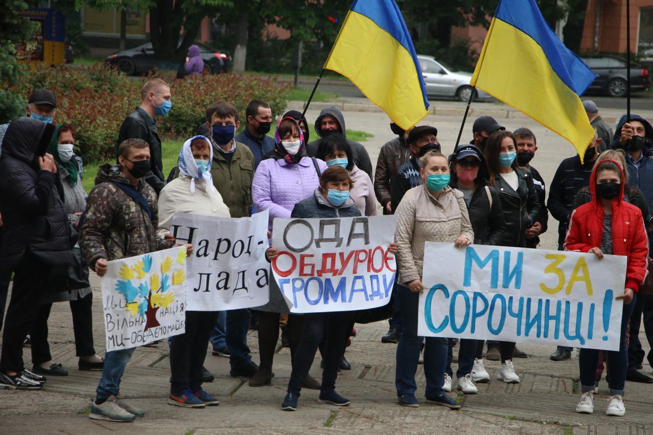 Очільник обладміністрації Олег Синєгубов дослухався до думки мешканців Ковалівки