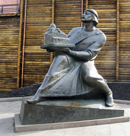 Пам'ятник Ярославу Мудрому (Київ)
