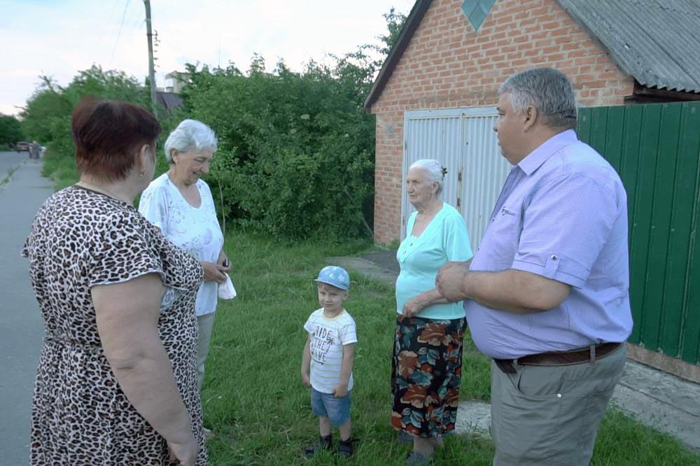 Мешканці села Розсошенці вдячні керівництву громади за увагу до їх проблем