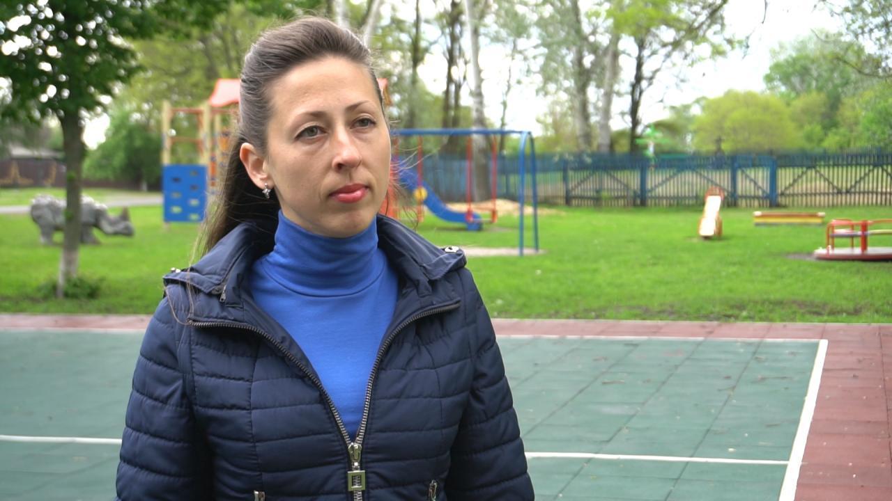 Тетяна Афонічкіна — мешканка Василівки