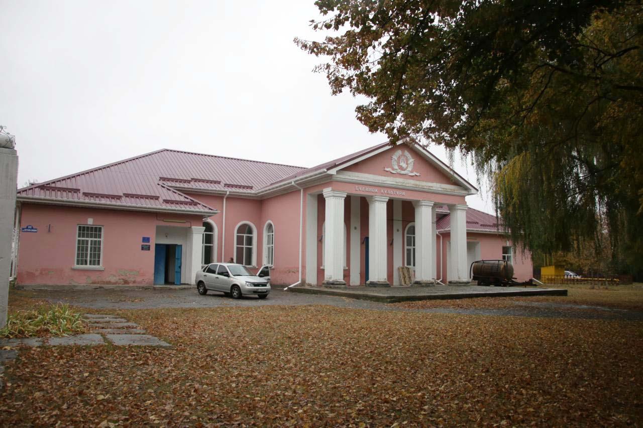 Відремонтований будинок культури у Василівці