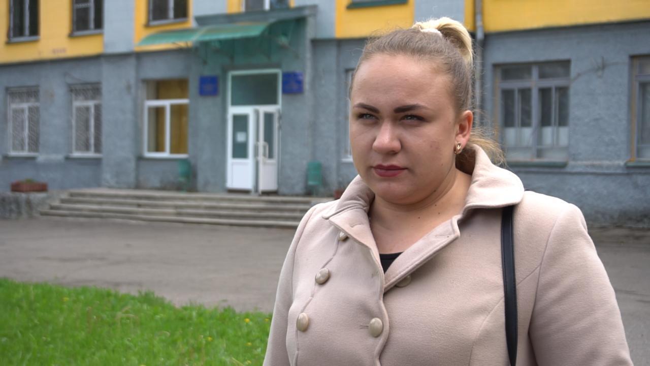 Лілія Сорокова — мешканка Степного