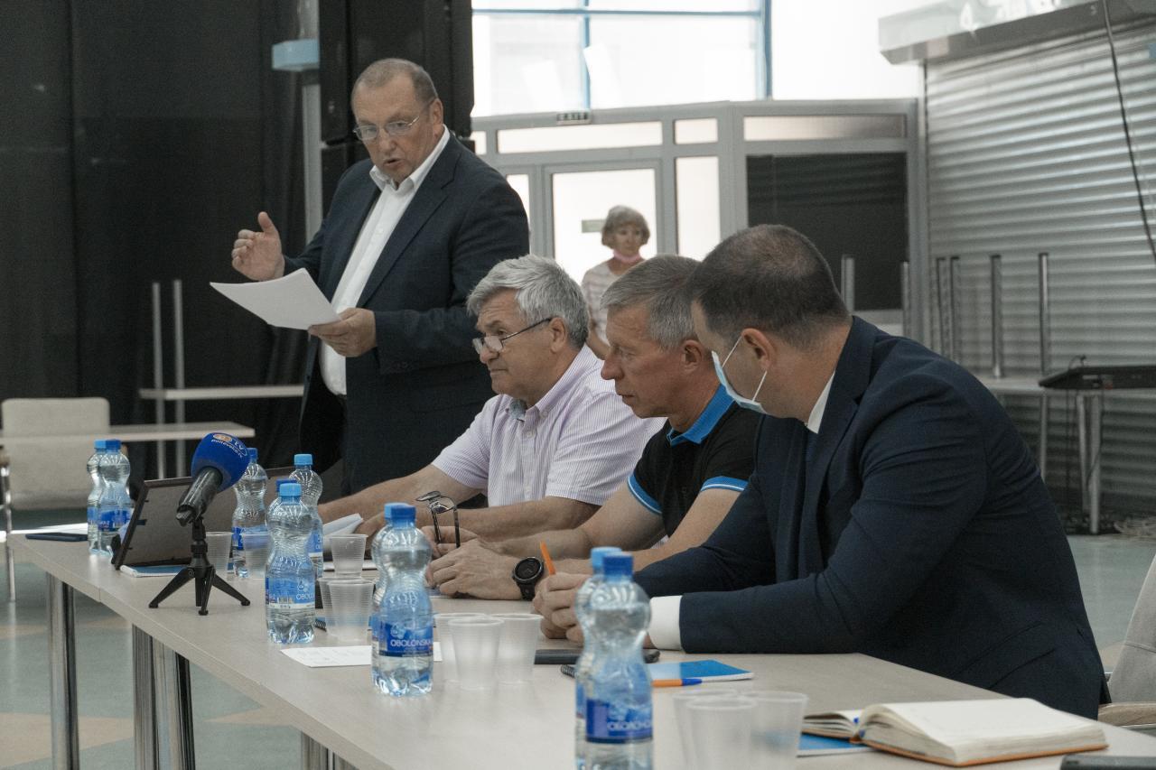 Асоціація затвердила звернення до обласної та місцевої влади щодо матеріальної підтримки ветеранів спорту