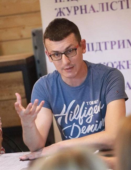 Сергій Томіленко | Фото: Ліна Кущ