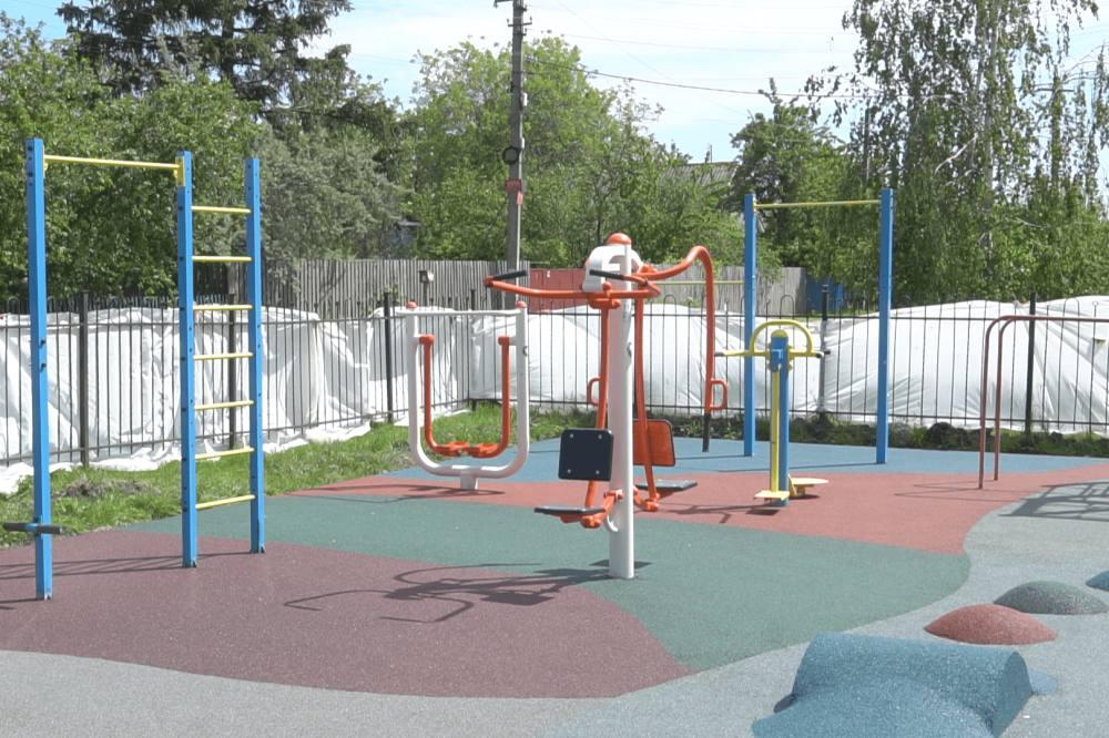 У громаді будують сучасні спортивні об'єкти для змістовного відпочинку дітей і дорослих