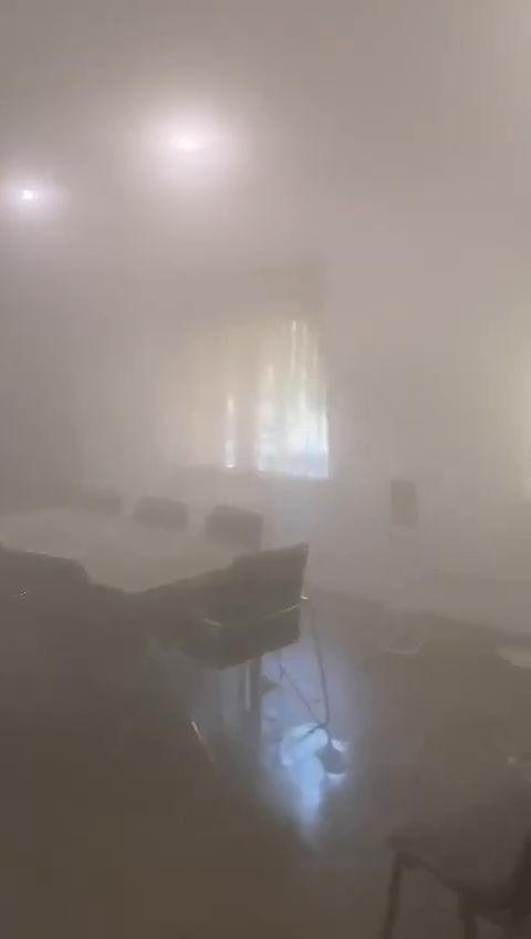 Офіс ОПЗЖ у Полтаві після вибуху