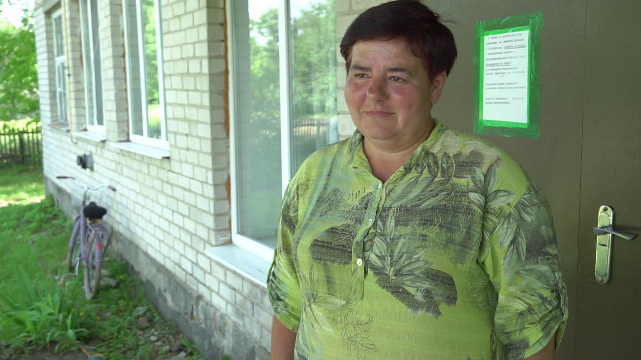 Сільська голова с. Висока Вакулівка Світлана Лавренко