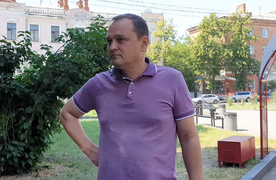 Олександр Ясків