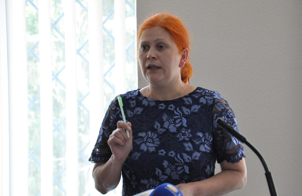 Адвокат потерпілих Аліна Самарець