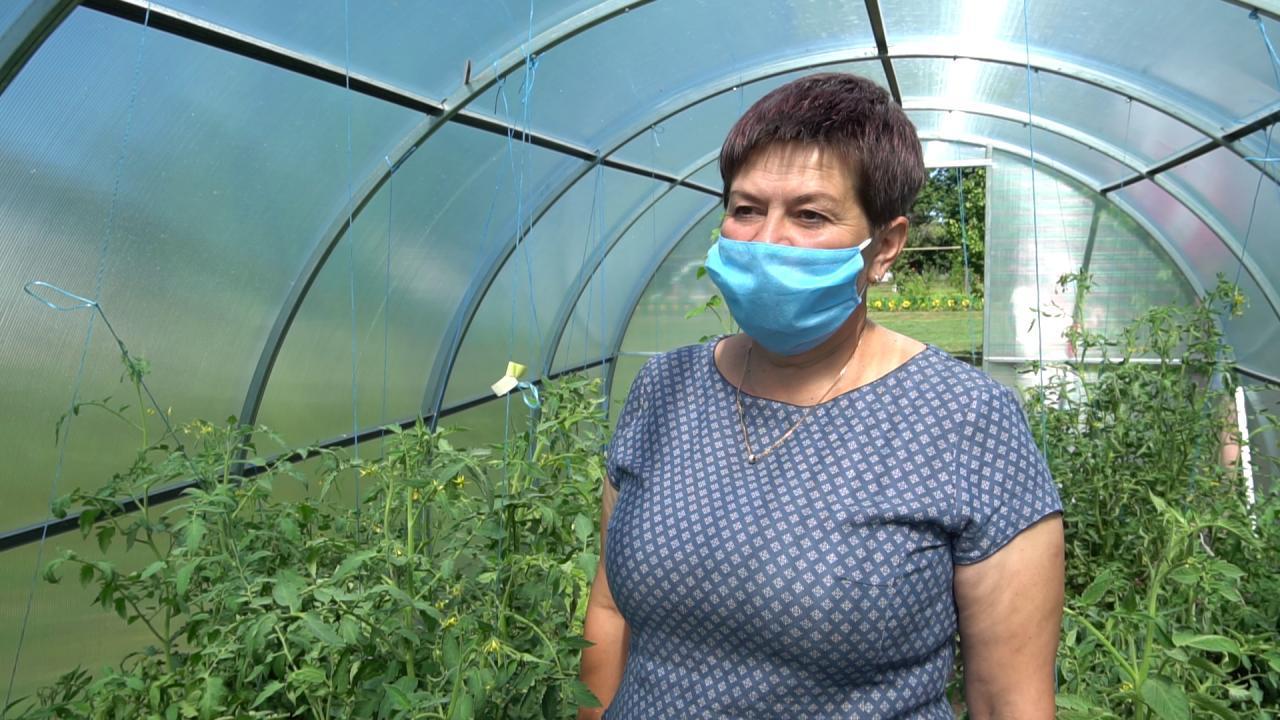 Директорка Обознівського НВК, кураторка гуртку «Дивосвіт» Олена Палієвець