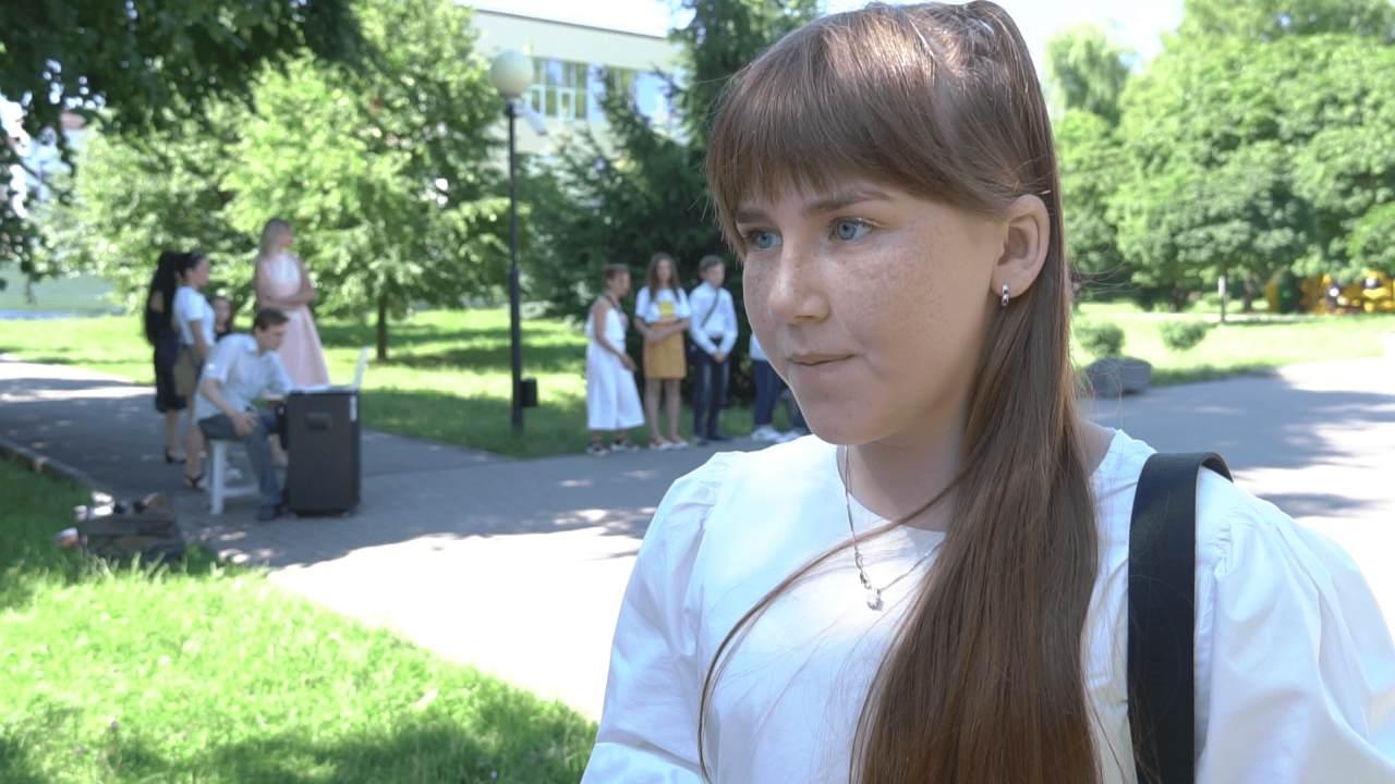 Єлизавета Логінська, учениця Міжнародної дитячої школи «Юний європеєць»
