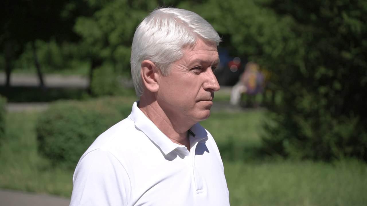 Володимир Запара, депутат Київської районної у місті Полтаві ради