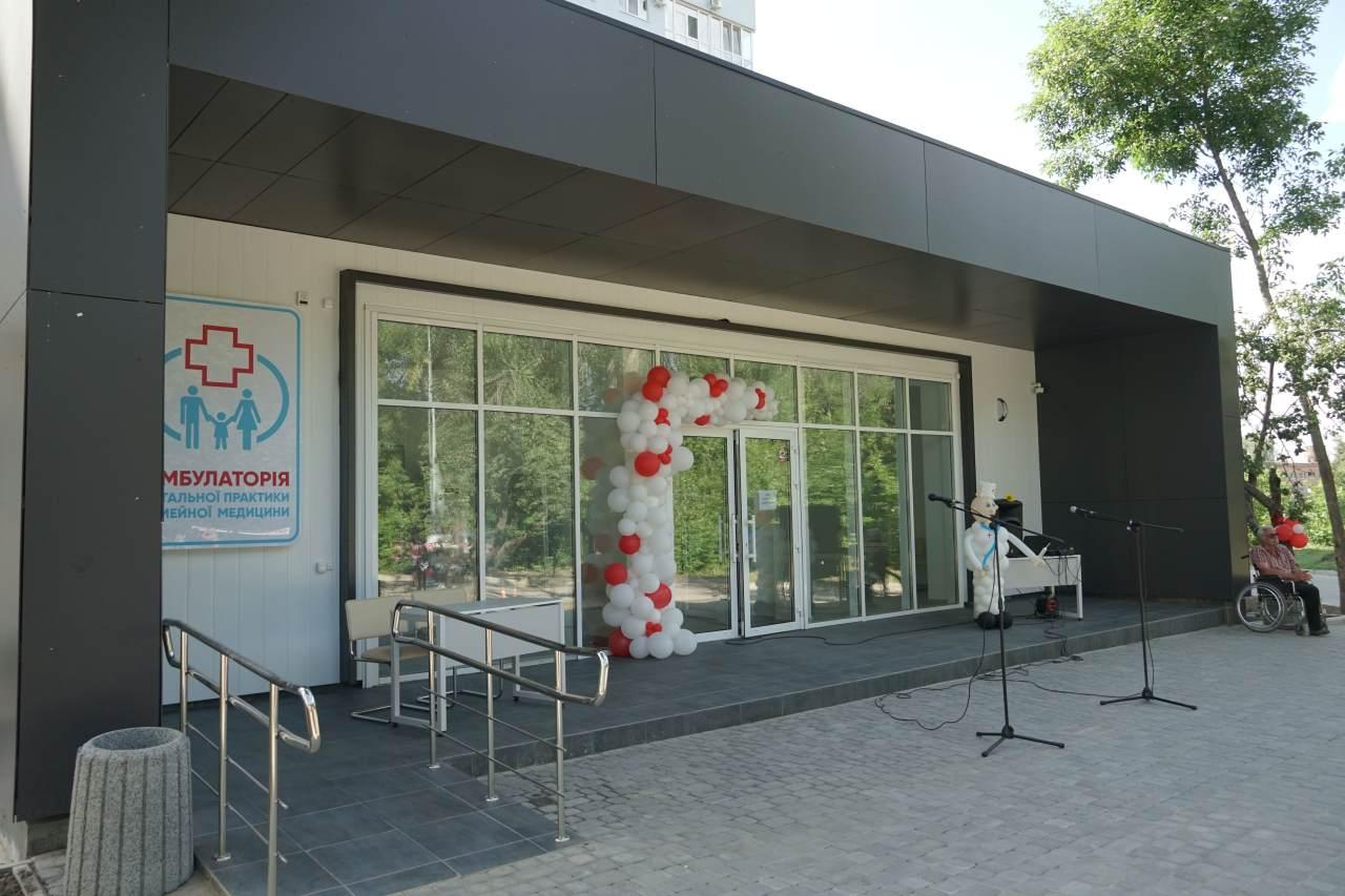 У Розсошенцях відкрили одну з найбільших амбулаторій в області