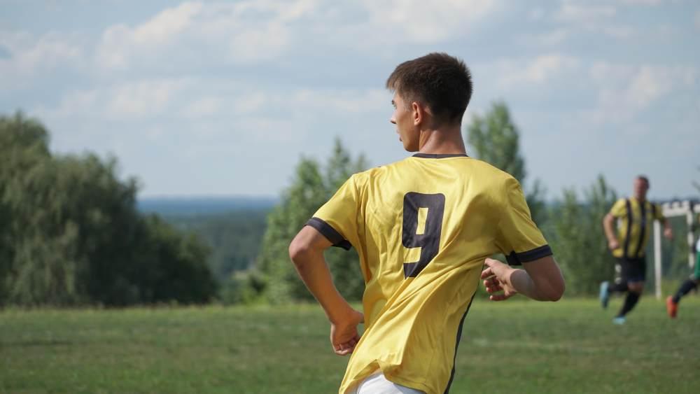 Гравці виступають у чорно-жовтій формі, яку для них придбала компанія ДТЕК Нафтогаз