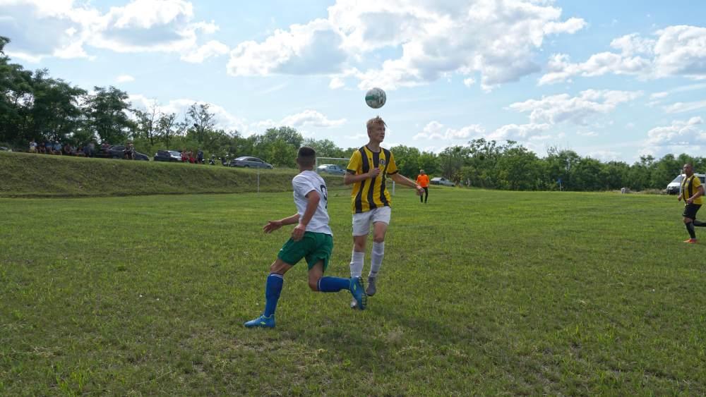 На Полтавщині відновили чемпіонати з великого футболу