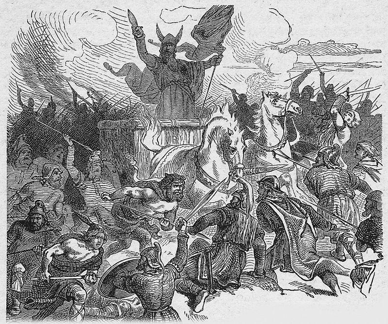 Битва при Браваллі від якої походить імя князя Бравліна