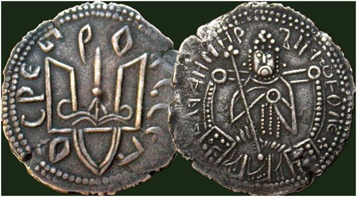 Гривня — Національна валюта Київської держави-Руси